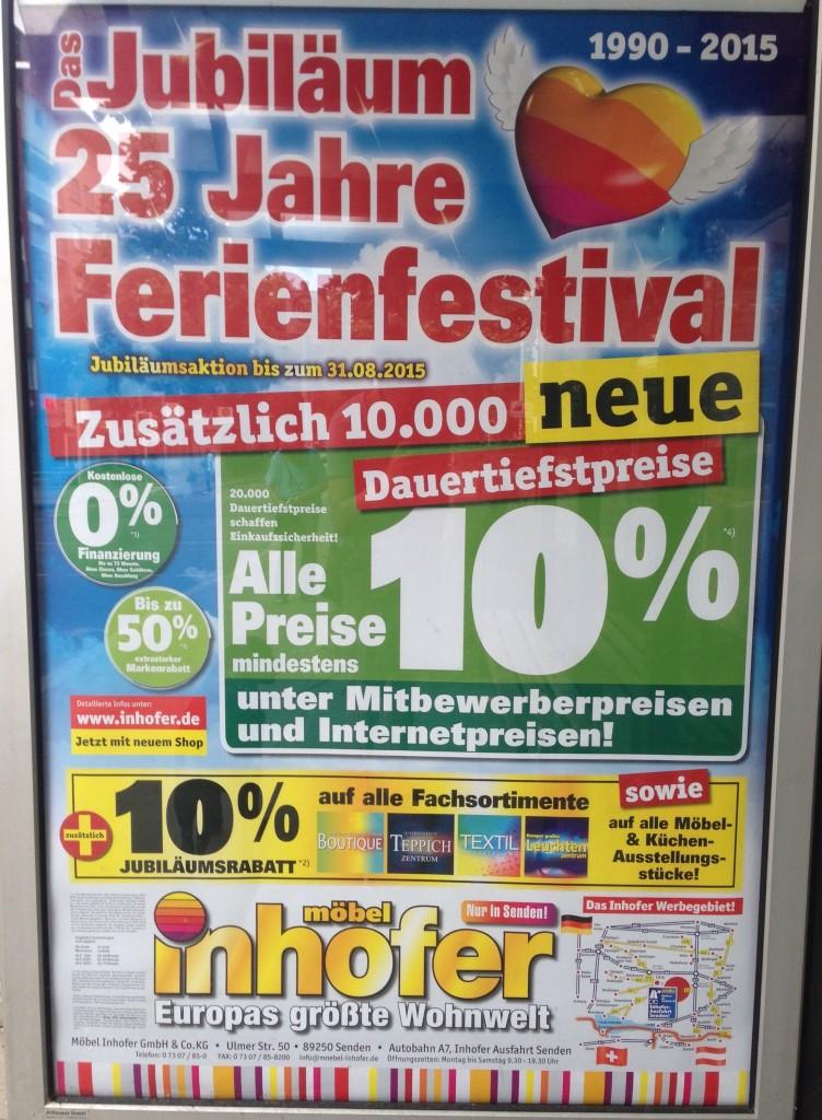 Inhofer-Plakat